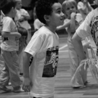 Workshop for børn med Mestre Peixinho