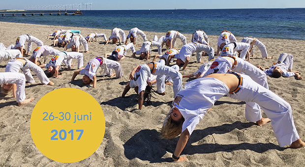 Capoeira Sommer Camp 2017