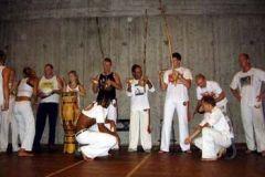 Workshop med Mestre Peixinho, efteråret 2002